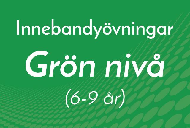 innebandyövningar - grön nivå